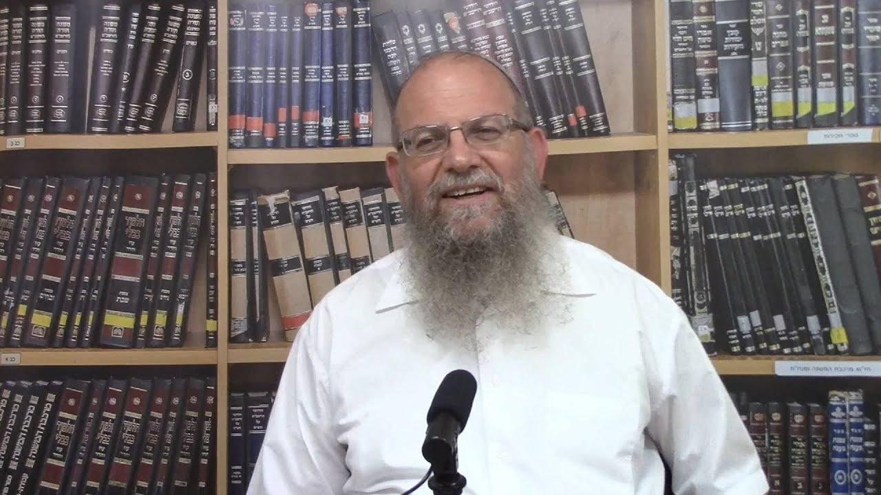 """""""ה' בדד ינחנו"""" - דבר תורה לפרשת האזינו - הרב אברהם וסרמן"""