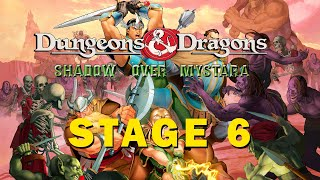 [MAME] - Dungeons & Dragons Shadow over Mystara - Stage 6 - The Battle of Strong Oak