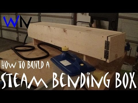How to Build a Steam Box with Rockler