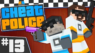 Minecraft - Sentry Turret - Cheat Police #13 (Yogscast Complete Mod Pack)