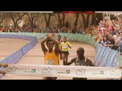 Feyisa Lilesa Makes History Again | MUST WATCH