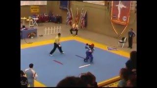 Trailer of the Martial Arts Center Yom Chi