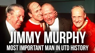 The Most Important Man In Manchester United History; Jimmy Murphy   Wayne Barton The Warm Down