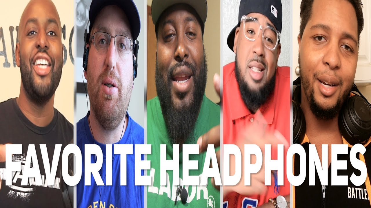 Download Our Favorite Headphones - Youtuber Collab Edition