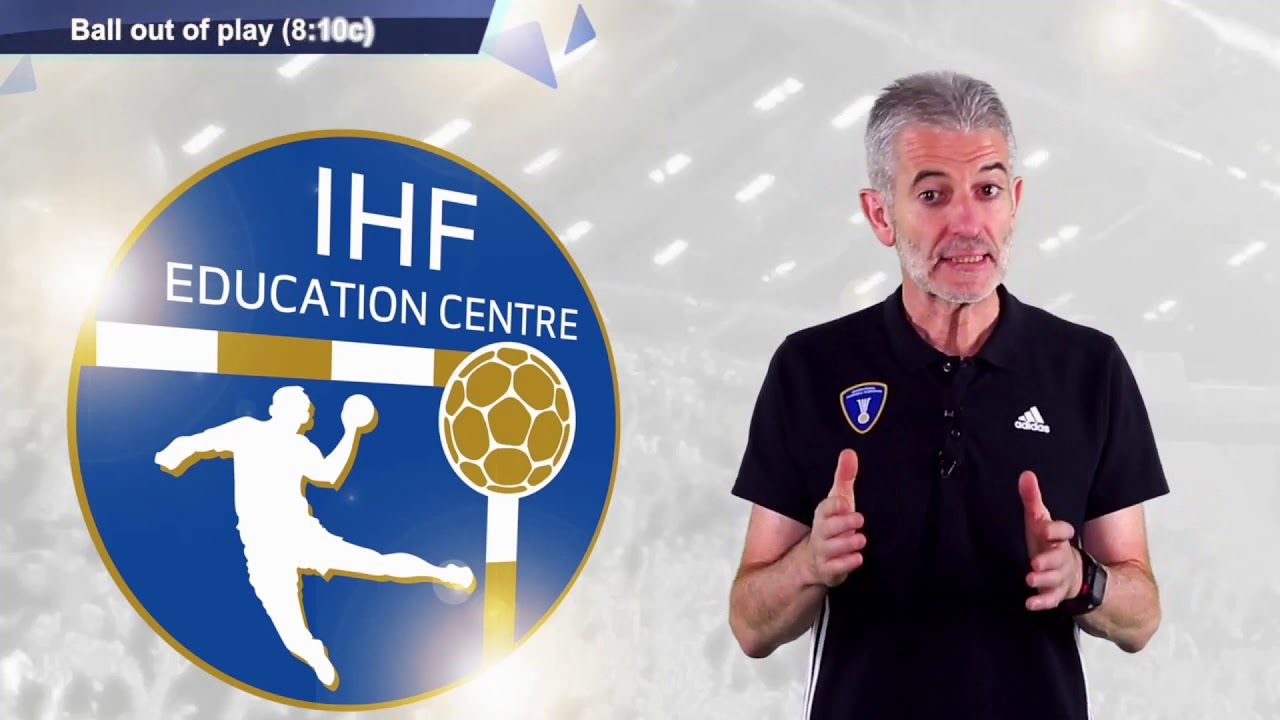 ATHF HANDBALL REFEREE EDUCATION VIDEOS (LAST 30 SECOND RULE)
