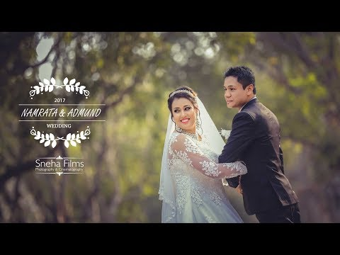 Cinematic Christian wedding Highlight | NAMRATA & EDMUND | SNEHA FILMS | Jamshedpur |
