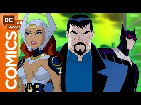 Official Justice League: Gods and Monsters Trailer + Bruce Timm Reveals New Comic