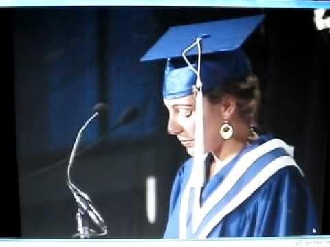 parent toast reply to graduates
