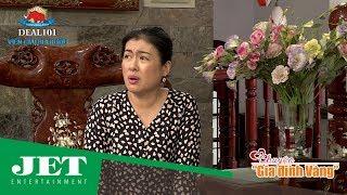 """Thanh Thủy và một bụng kiến thức """"nhà quê""""   Chuyện Gia Đình Vàng 2018"""