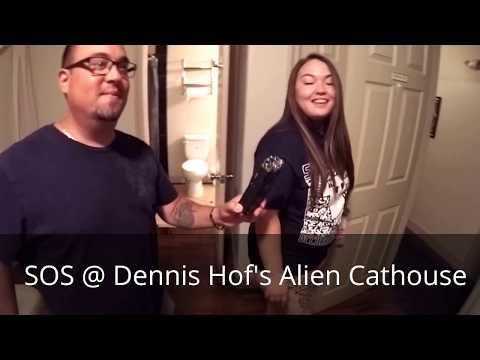 LIVE At Dennis Hof's Alien Cathouse - Amargosa Valley, NV