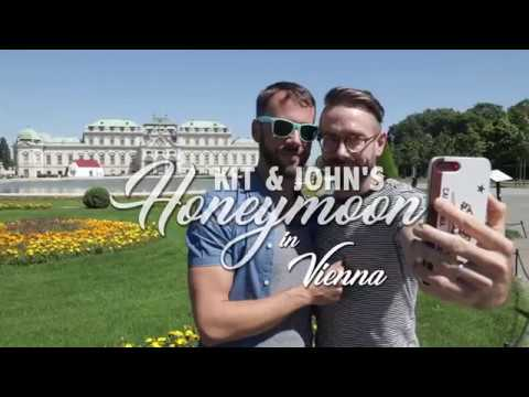 Kit and John's Honeymoon in Vienna