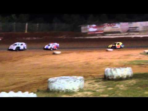 Team 115 Limited Feature Race 10/25/14 - Gator Motorplex