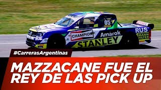 Final A TC Pick UP - Fecha 02 - La Plata - #CarrerasArgentinas