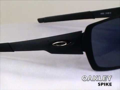 21aa00dda3b Oakley Spike sunglasses - YouTube