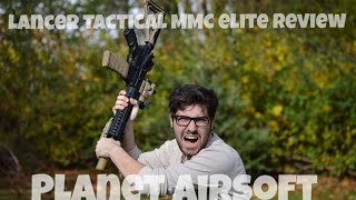 LANCER TACTICAL MMC ELITE REVIEW- planet airsoft