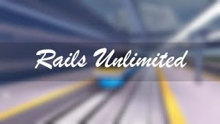 ROBLOX | Rails Unlimited | Gameplay
