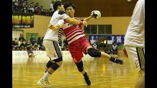 【ハンドボール】日本リーグ!大崎VSトヨタ車体ゴールシーン【handball】