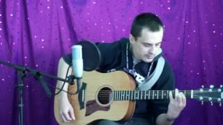 Агата Кристи - На дне (Аккорды, урок на гитаре)
