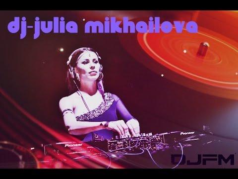 Dj Julia Mikhailova Night in Milano (Djfm Media Group)