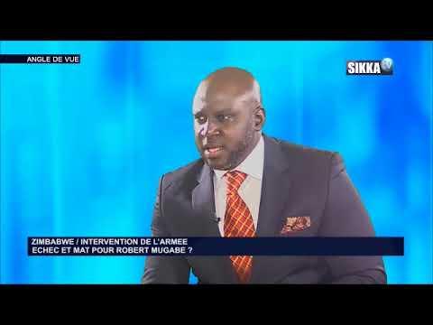 ANGLE DE VUE DU 20 11 17 / ZIMBABWE/INTERVENTION DE L'ARMEE