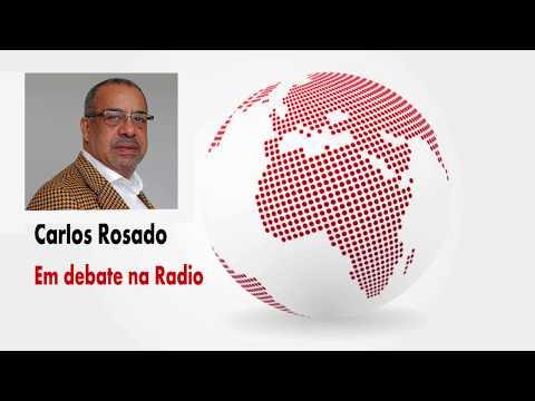 Carlos Rosado em Debate na Radio conta os Analistas do MPLA (Banjuladores)