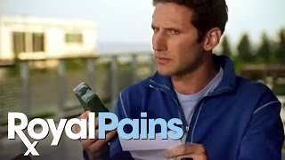 Royal Pains - Westen Meets Lawson - USA