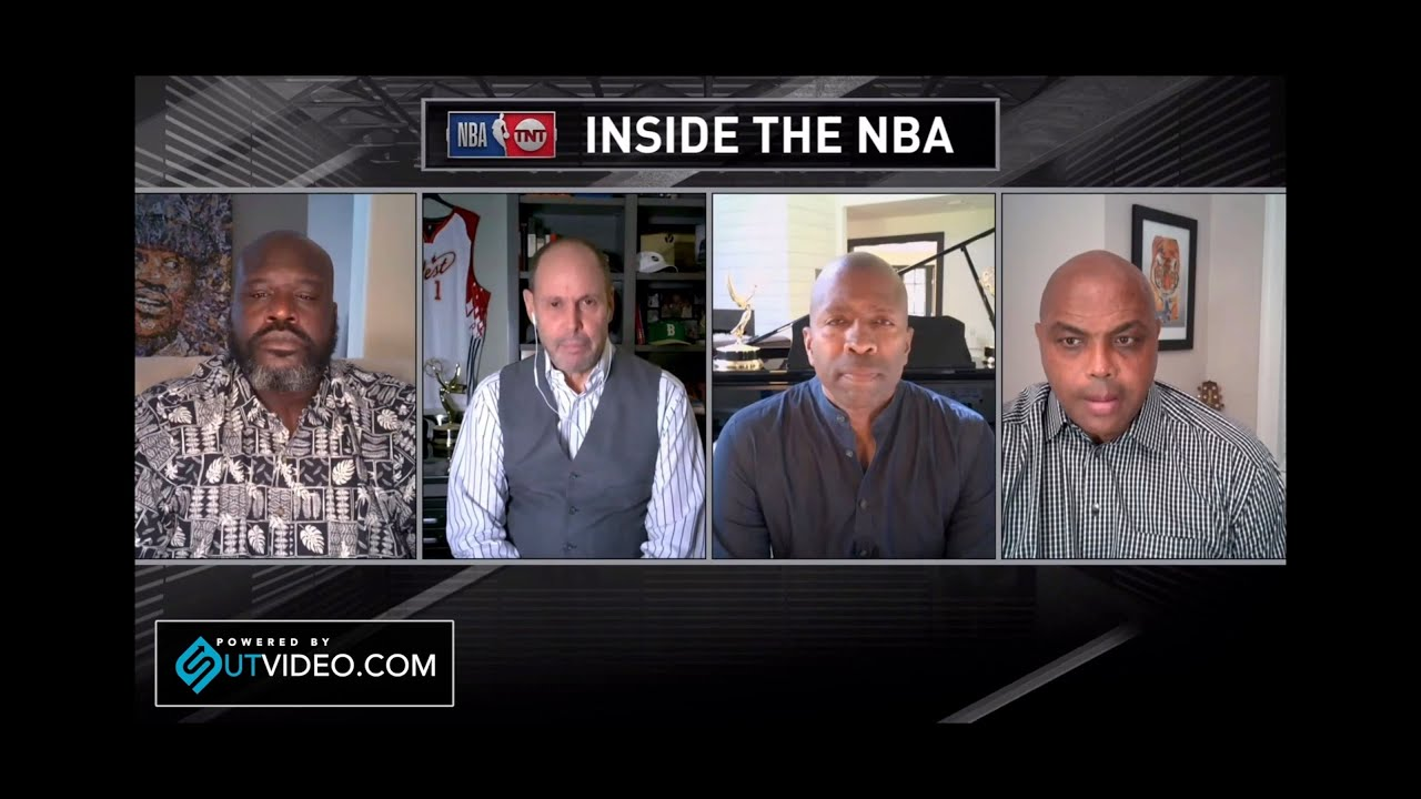 """Inside the NBA"" Returns Virtually"