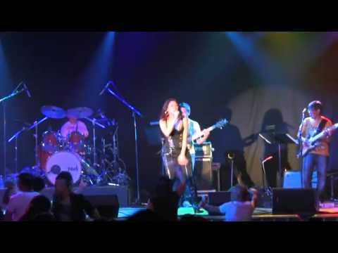 Bạc Trắng Tình Đời Remix - Thanh Thảo (Live in Calgary 10/2012)