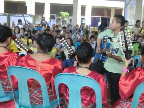 Santo Nino Elementary School Rondalla at Kwerdas sa Kapayapaan-2nd PLM Rondalla Festival Part II