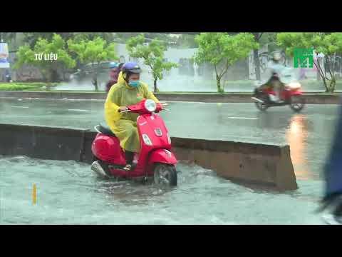 Vì sao Sài Gòn mưa lớn, sấm sét ầm trời sáng nay?| VTC14