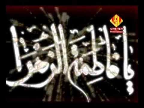 02 Bibi Zehra Kay Aangan Mein Eid Hai - Mazhar Abidi Manqabats 2010