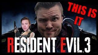 Resident Evil 3 ANY% Speedruns | RE3 Hype | Nemesis Is Back!