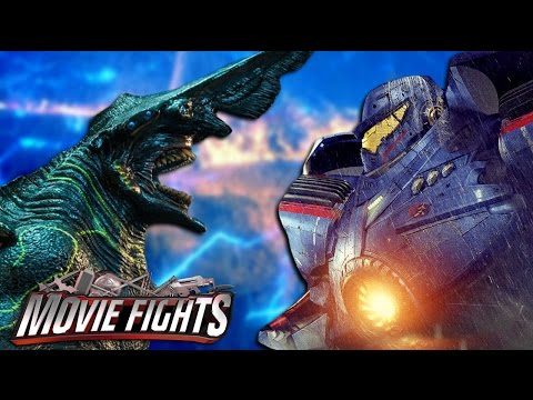Pacific Rim 2: Pitch the Dream Sequel - MOVIE FIGHTS!