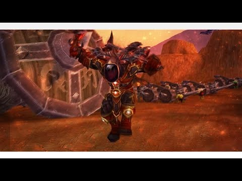Leveling with BG's only! - WoW BFA Maghar Orc Rogue BG PvP Commentary!
