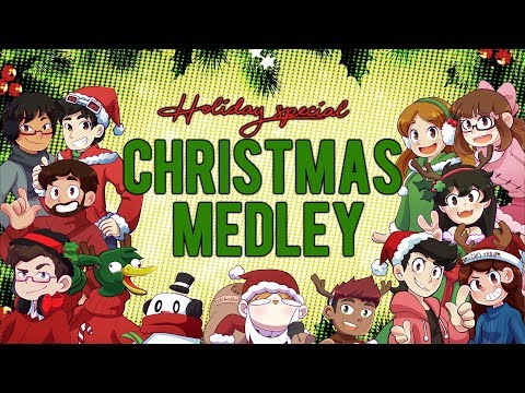 Christmas Medley 🎄 (Holiday Youtube Singers Collab)