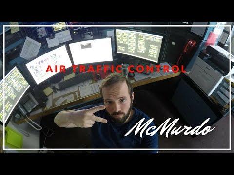 Antarctica Jobs - Air Traffic Control