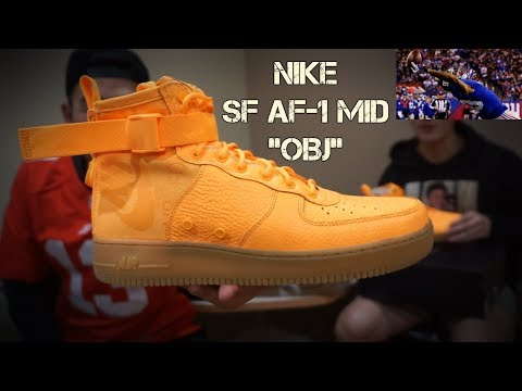 OBJ x Nike Exclusive Friends & Family Air Force 1 | #LIFEATCOMPLEX