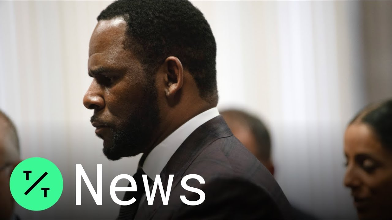 R. Kelly Denied Bail at New York Arraignment Hearing