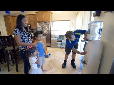 Florida Family Ends their Fear of Running Out with ReadyRefresh℠ by Nestlé®
