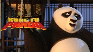 Guess Po's Favorite Color | NEW KUNG FU PANDA