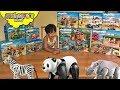 HUGE PLAYMOBIL WILD LIFE COLLECTION - Skyheart safari jungle animal toys for kids