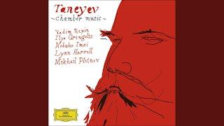 Taneyev: Piano Quintet in G minor, Op. 30 - 4. Finale. Allegro vivace - Moderato maestoso