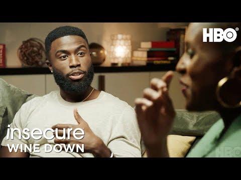 'Wine Down' Ep. 4 w/ Issa & Y'lan Noel | Insecure | Season 2