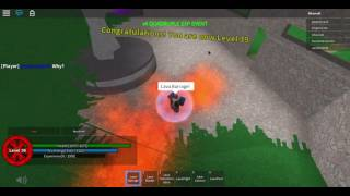 Roblox - Arc of the Elements - Lava Pool