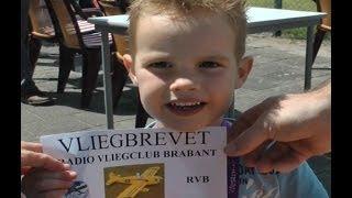 Knuffel Air show 2014 De Moer Radio Vliegclub Brabant
