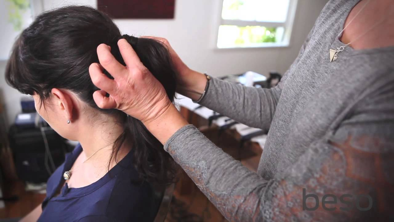 Ponytail without hair band - How To Cover The Rubber Band On Your Ponytail