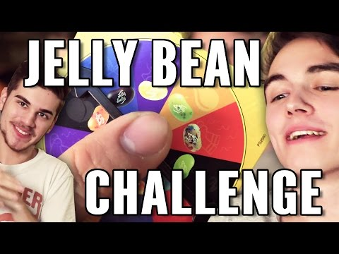 JELLY BEAN CHALLENGE │ GOGO & SMUSA