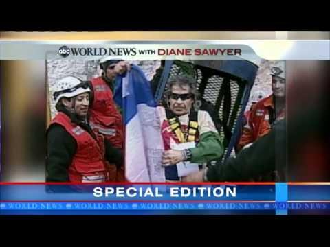 World News Diane Sawyer: Chile Mine Rescue (720p open)