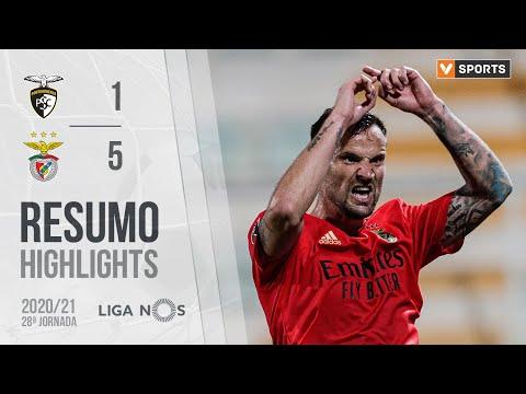 Highlights | Resumo: Portimonense 1-5 Benfica (Liga 20/21 #28)