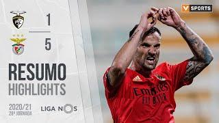 Highlights   Resumo: Portimonense 1-5 Benfica (Liga 20/21 #28)